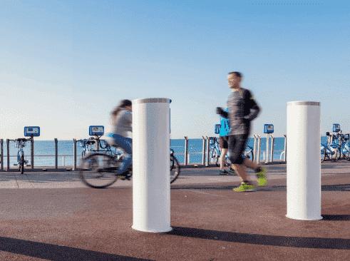 Отличное решение для ограждения пешеходных дон